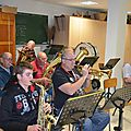 Répétition le 13 juin 2016 musiciens