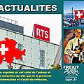 Les Suisses rejettent la suppression de la redevance