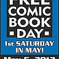 Free comic book day !