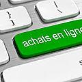 <b>Achat</b> en <b>ligne</b> : des précautions à considérer