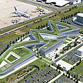 Aéroports de Paris s'installera à Roissy CDG en 2016