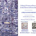 Auberge fontaine invitation B