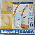 <b>Ecoute</b> <b>Bébé</b> BEABA 5€