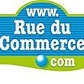 Mon 33 ème partenaire: <b>RUE</b> DU <b>COMMERCE</b>