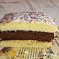 Gâteau comme un napolitain