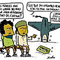 La france aurait largué des armes aux rebelles e, libye