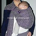 Petite sieste en sling