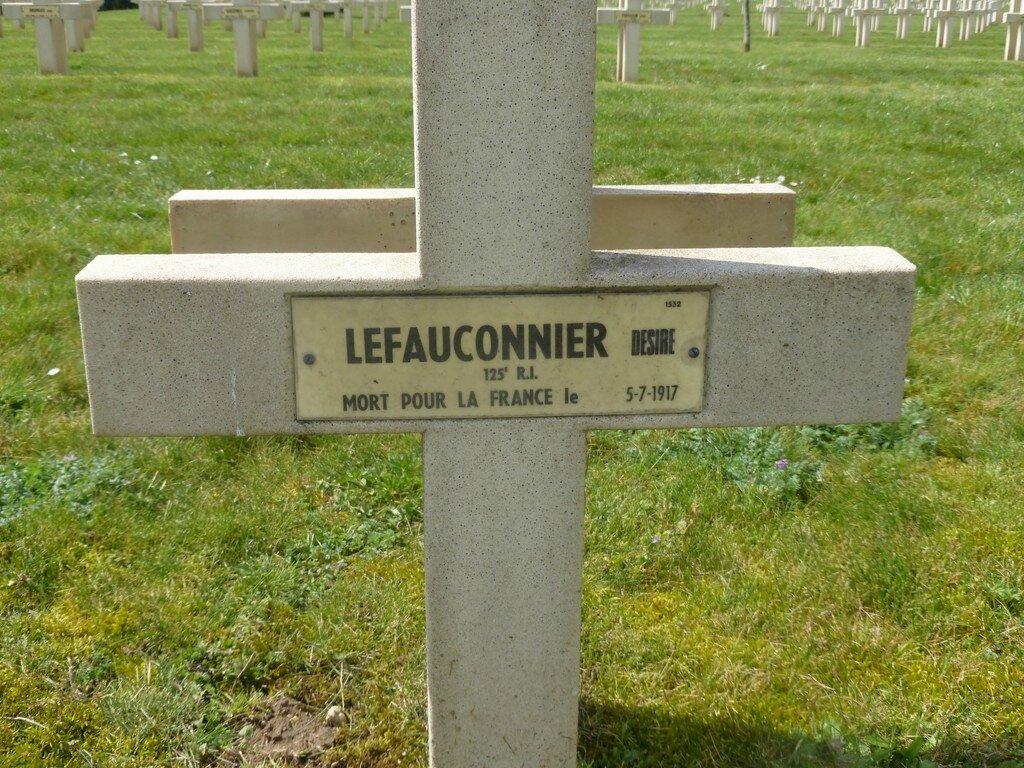 LEFAUCONNIER Désié N2 CORMICY (Copier)