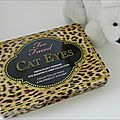 Le samedi c'est palette: <b>Cat</b> <b>Eyes</b> Too Faced