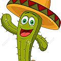 <b>Pochette</b> bandoulière cactus