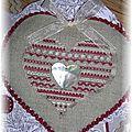 Coeur de nacre de Mouton Rouge