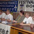 U / 2009/ Y / Conférence de presse 25 mai 2009