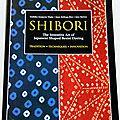 shibori livre