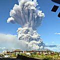 L'<b>éruption</b> du mont Ontake sème la panique au Japon + vidéo amateur