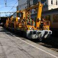 Machine de travaux, Montpellier