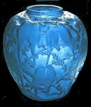 Vase - Perruches (2)