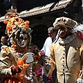 Parade vénitienne d'yvoire. photographies isabelle guérin