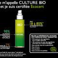 A propos de culture bio