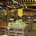 Supermarché à Liberia