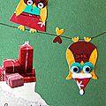 Cadeaux : cartes noël 2012