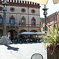 Piazza del Popolo, Ravenna / Italie-Emilie-Romagne *Lloas