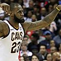 The King is still the King: <b>LeBron</b>'s 57 point outing