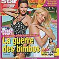 Télé star 4/08/2007