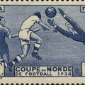 3ème <b>Coupe</b> du <b>Monde</b> de Football : France 1938