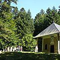 La chapelle de mazieres
