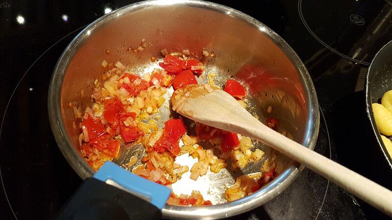 tomate oignon