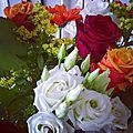 Quand ton fils de 4 ans t'offre des fleurs pour la première fois !