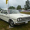 <b>AMC</b> Rambler Renault Classic berline 4 portes 1965