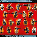 LES SETS <b>LEGO</b> <b>STAR</b> <b>WARS</b>