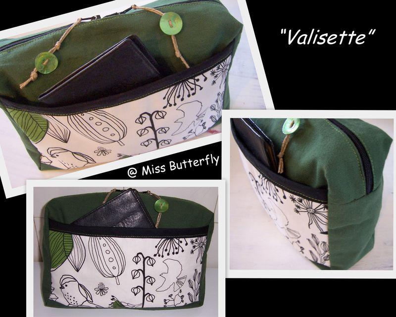 VALISETTE (modèle Jad Sampler )