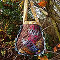 le sac framboises de Léa Stansal