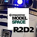 R2D2 1/2 scale <b>Deagostini</b> Modelspace (Partnership)