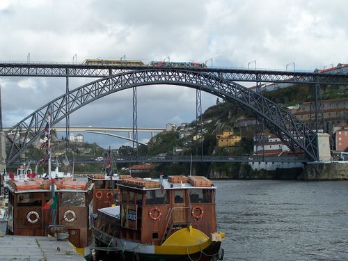 Porto-pont Dom Luis