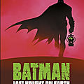 Urban Black Label Batman <b>Last</b> knight on earth par Snyder et Capullo