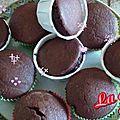 Moelleux au chocolat, coeur choco de Gigi