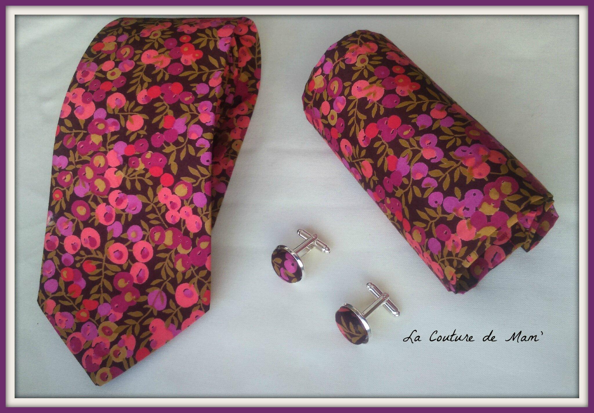 Cravate pour homme ?