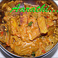 Srilankan <b>Plantain</b> Curry