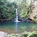 3ème cascade de la rando - la plus belle