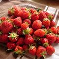 Une fraise, des fraises ...