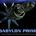 <b>Babylon</b> <b>5</b>: the original plan
