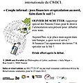 Semaine de la solidarité internationale du CWBCI en province de Namur