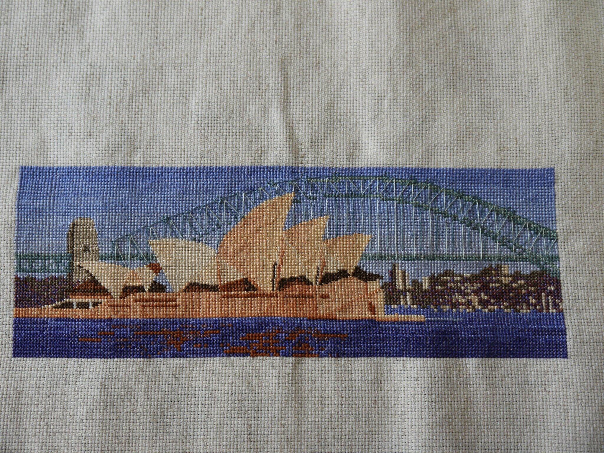 Sydney, le port
