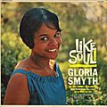 Gloria Smyth - 1960 - Like Soul (World Pacific)