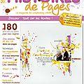 Histoires de pages n° 64 automne 2015