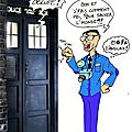 Dr Who in