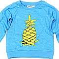 Sweat ananas <b>Mini</b> <b>Rodini</b>